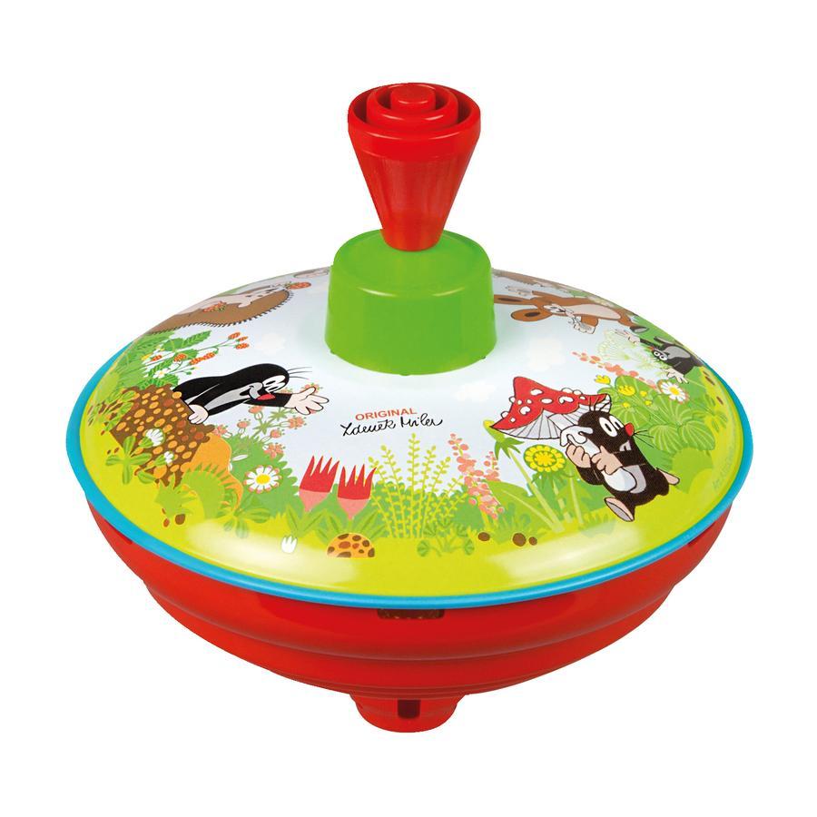 LENA ® Humming top Den lille muldvarp 13 cm