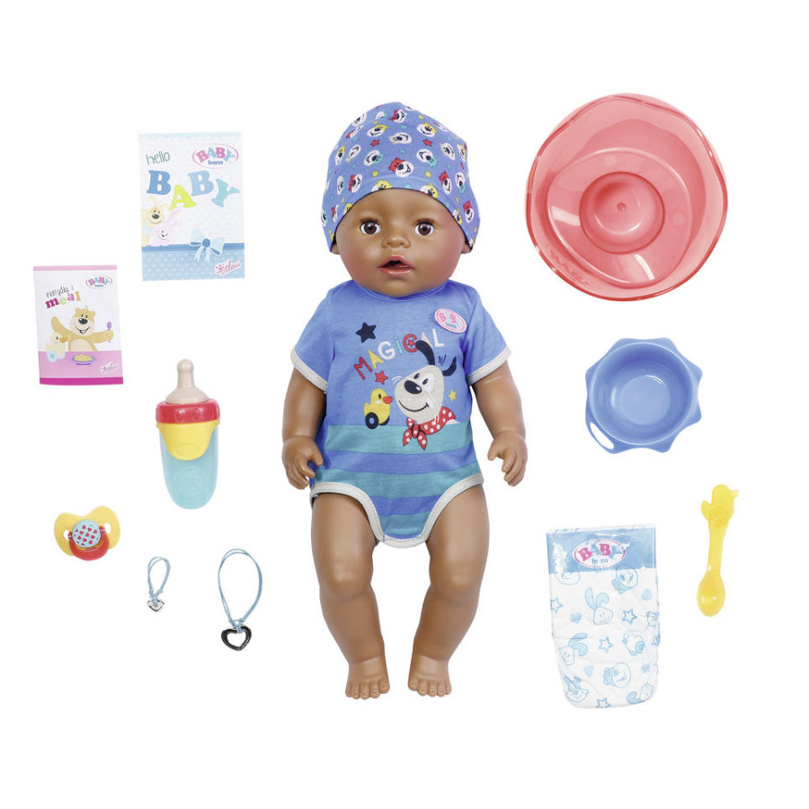 Zapf Creation  BABY born® Magic Niño DoC, 43 cm
