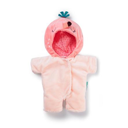 Lilliputiens ANAÏS Flamingo, oblečení pro panenky, vhodné pro panenky o velikosti 36 cm