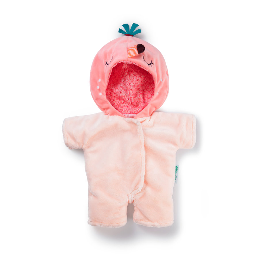 Lilliputiens ANAÏS Flamingo, poppenkleertjes, geschikt voor 36cm babypoppen