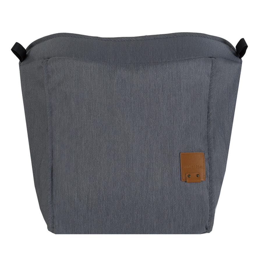 mutsy Abdeckung für EVO Sportsitz Industrial Lava Grey