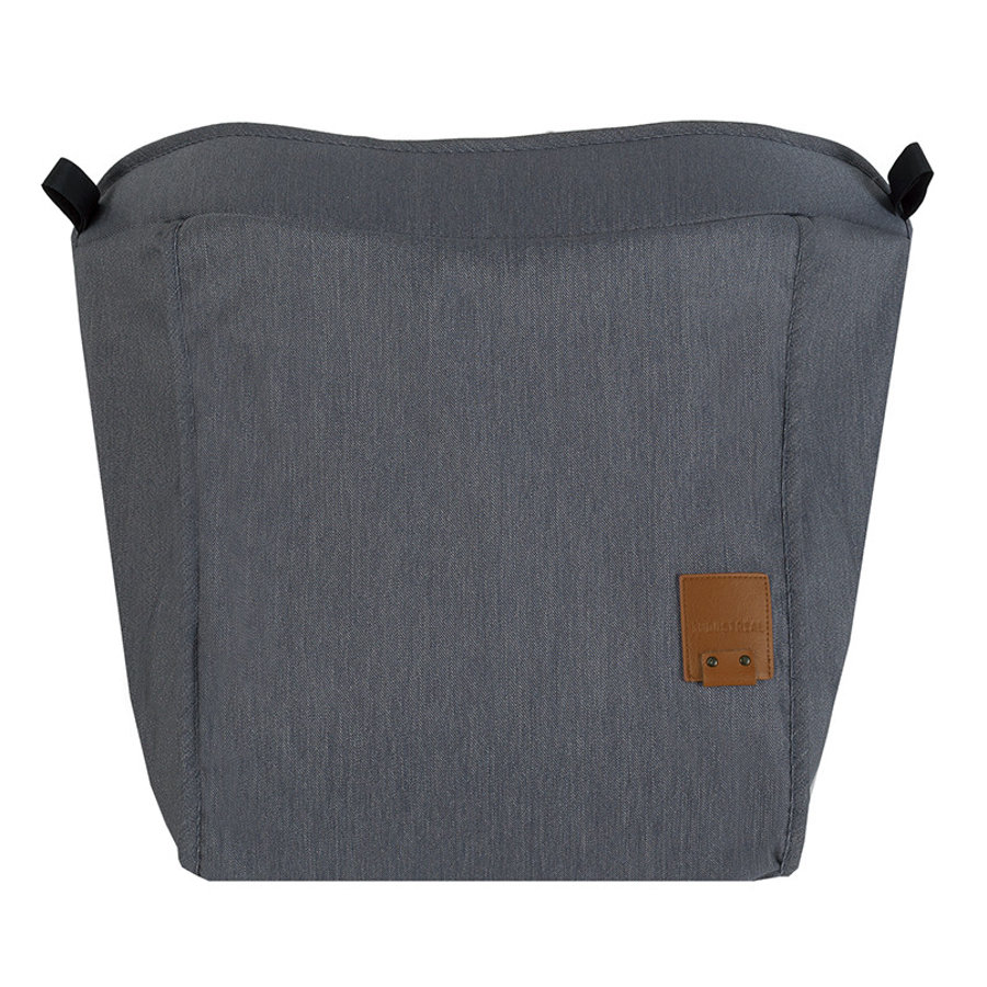 mutsy Coprigambe per Sedute sportive EVO Industrial Lava Grey