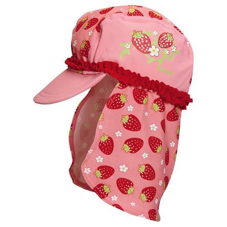 PLAYSHOES Gorra Girls rojo - fresas