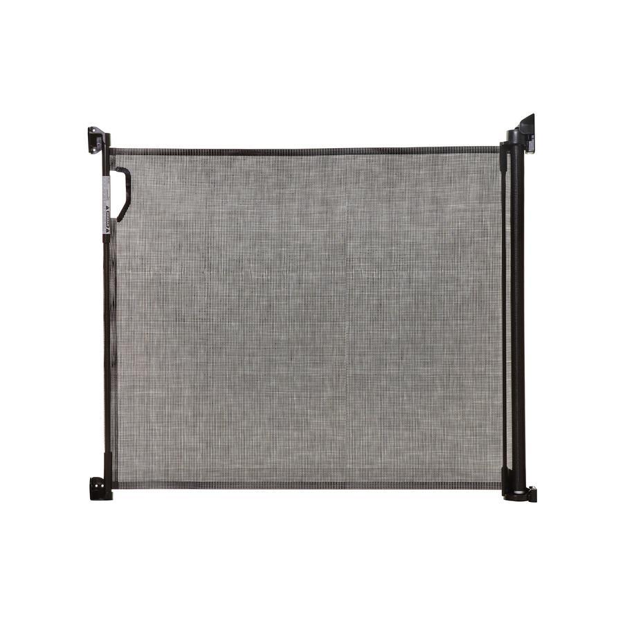 Dreambaby® einziehbares Türschutzgitter, Schwarz