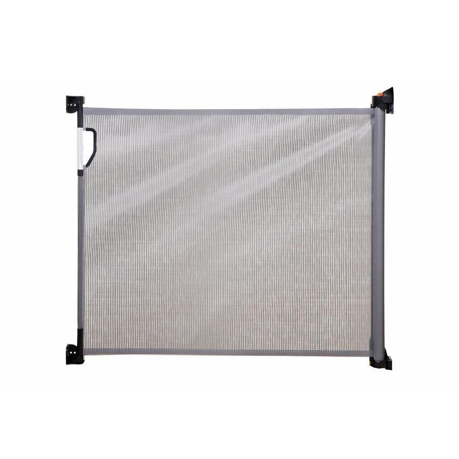 Dreambaby® einziehbares Türschutzgitter, Grau