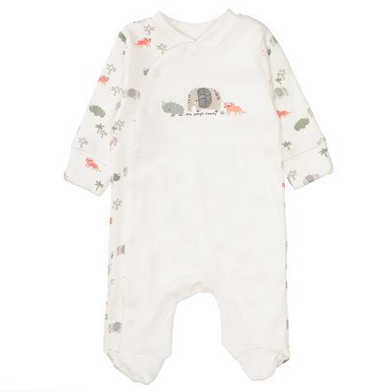 STACCATO Pyjama 1tlg. rhino gemustert