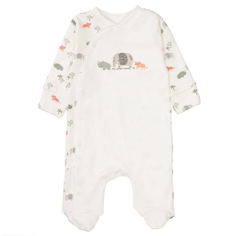 STACCATO Pyjama 1tlg. næsehorn mønstret
