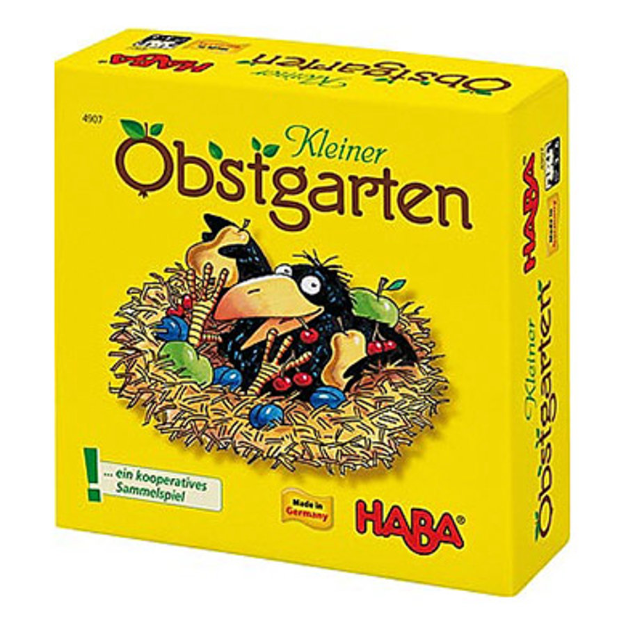 HABA Meebrengspel Kleine boomgaard 4907