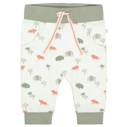 STACCATO  Pantaloni con motivo rinoceronte
