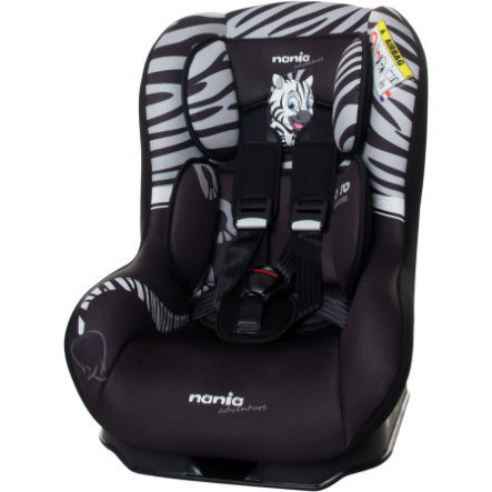 osann Kindersitz Safety Plus Zebra