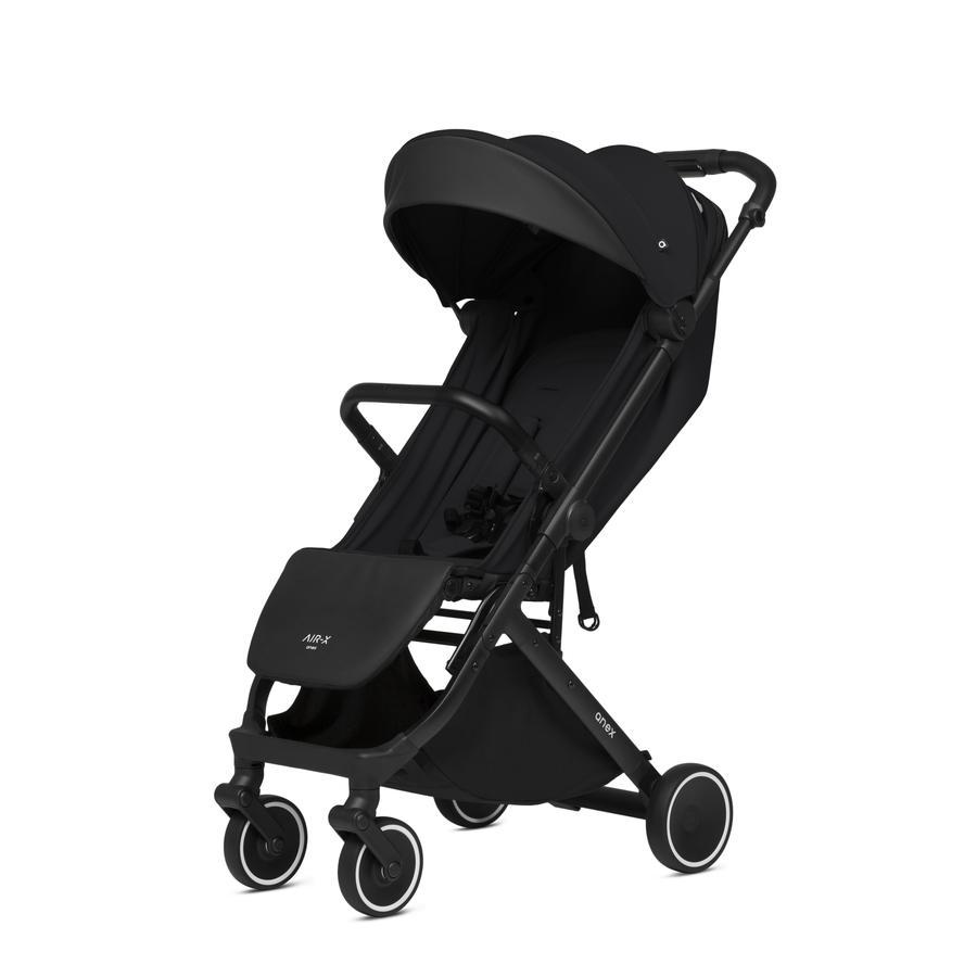 anex Kinderwagen Air-X Schwarz