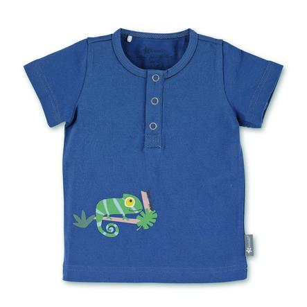 Sterntaler chemise à manches courtes bleue