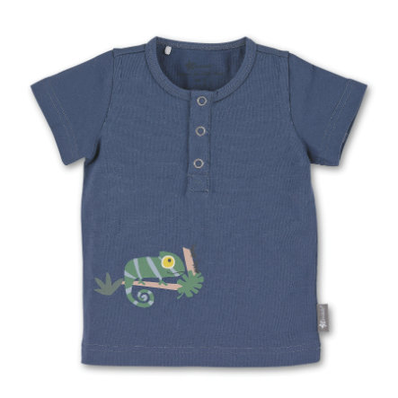 Sterntaler koszulka z krótkim rękawem niebieska