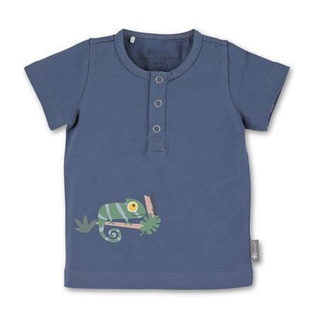 Sterntaler shirt korte mouw blauw
