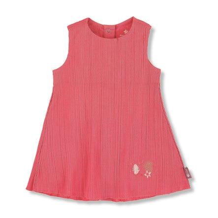 Sterntaler Dětské šaty růžové