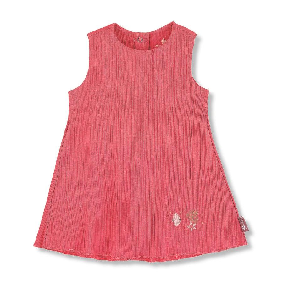 Sterntaler Vestido de bebé rosa
