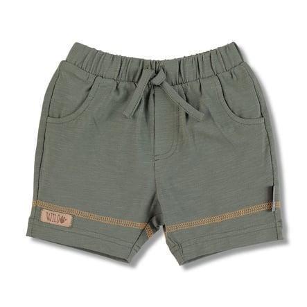 Sterntaler Kalhoty tmavě zelené