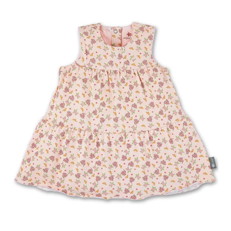 Sterntaler Babykjole rosa