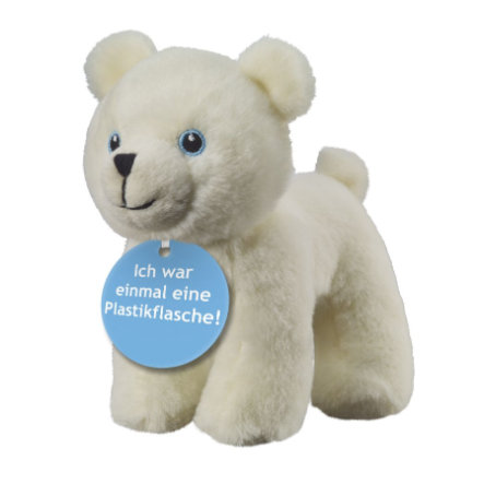 Peluche ECO-Line oso polar 15cm
