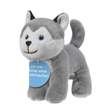 ECO-Line Plüschtier Husky 15cm