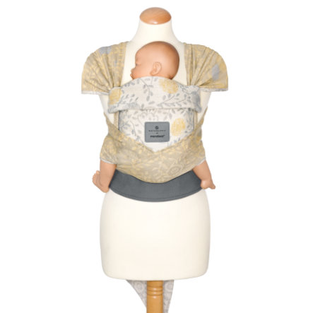 manduca Babytrage Twist Long by bellybutton SoftBlossom