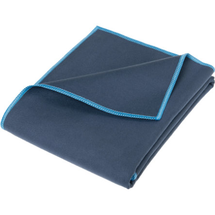Playshoes  Bufanda multifuncional azul 90 x 180 cm