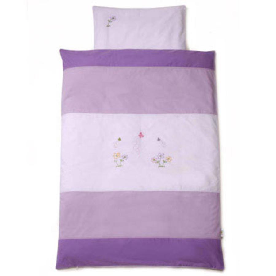 Easy Baby Beddengoed 80x80cm paars (415-59)
