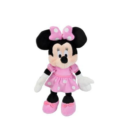 SIMBA Disney Mickey la souris - Minnie Maison merveilleuse basique, 35 cm