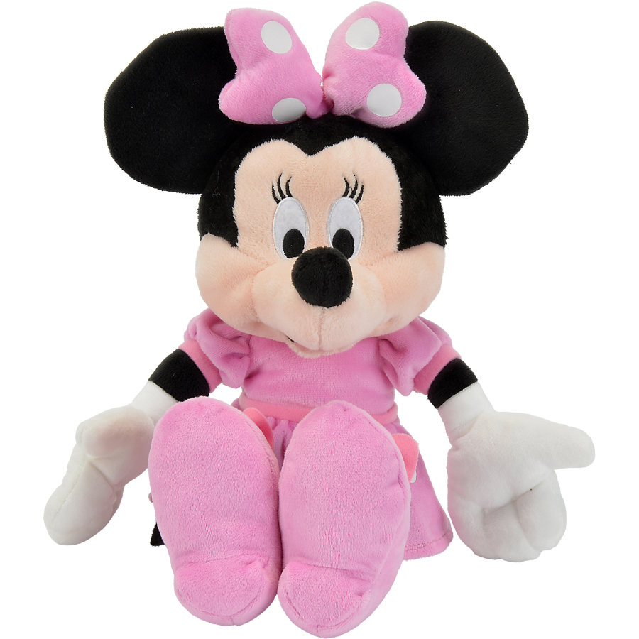 SIMBA Disney Mickey Maus - Wunderhaus Basic Minnie, 35cm