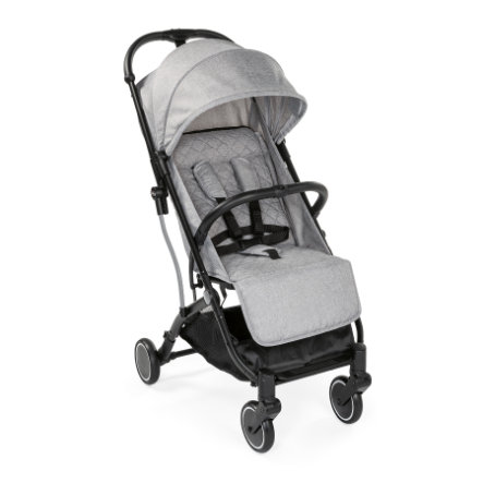 chicco Pousssette compacte Trolleyme Light Grey
