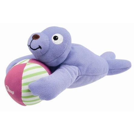 chicco Badespielzeug Vibrierender Seehund