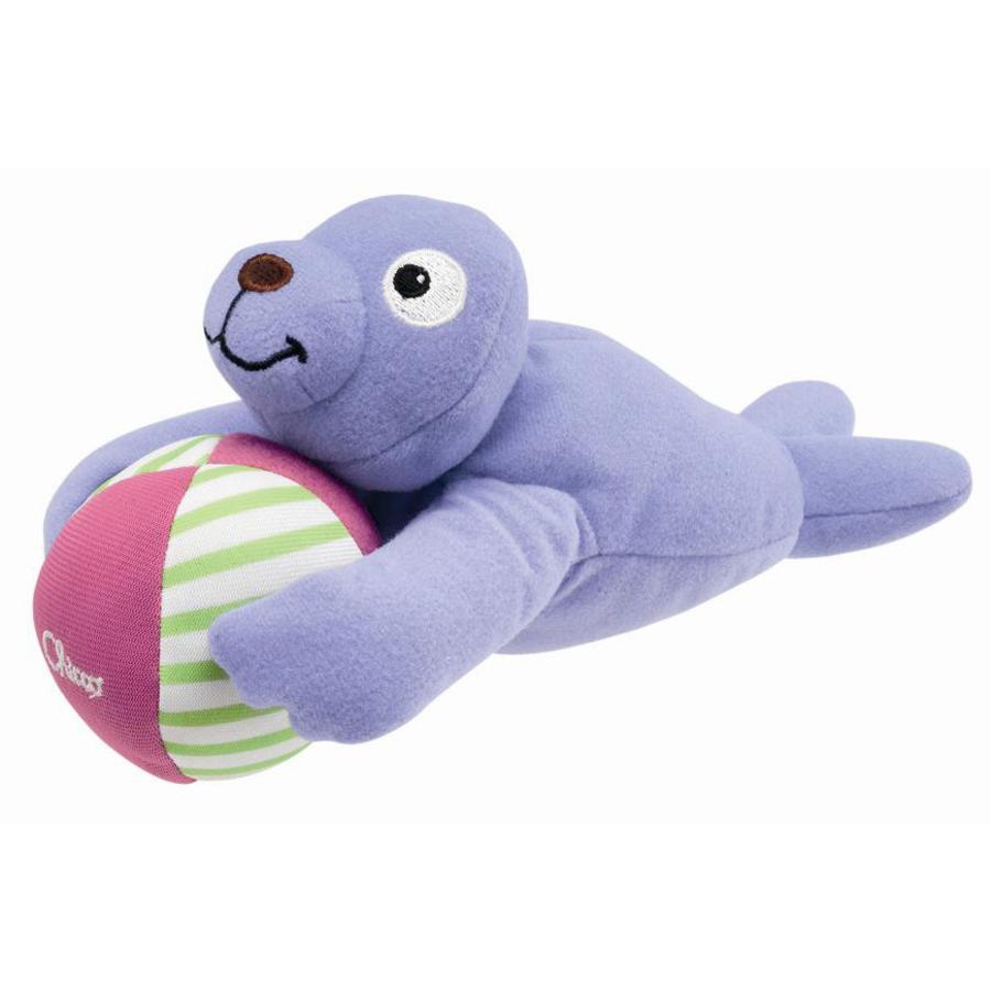 CHICCO Badspeelgoed vibrerende zeehond