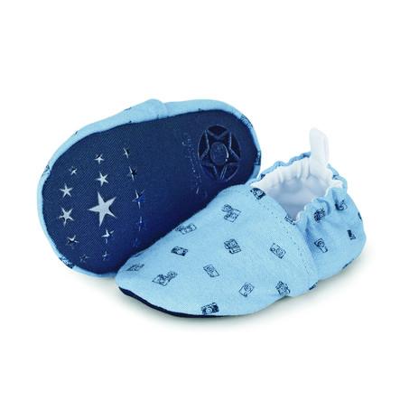 Sterntaler baby shoe sky