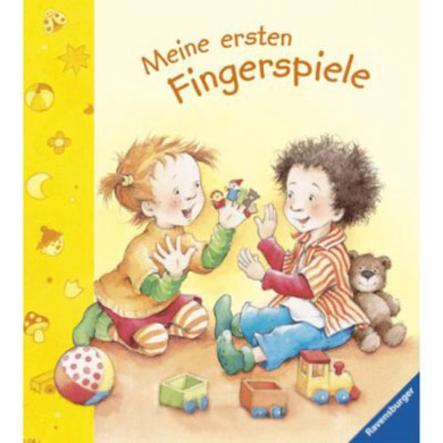 RAVENSBURGER Meine ersten Fingerspiele