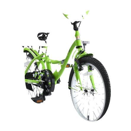 "bikestar kinderfiets Class ic 18"" Groen"