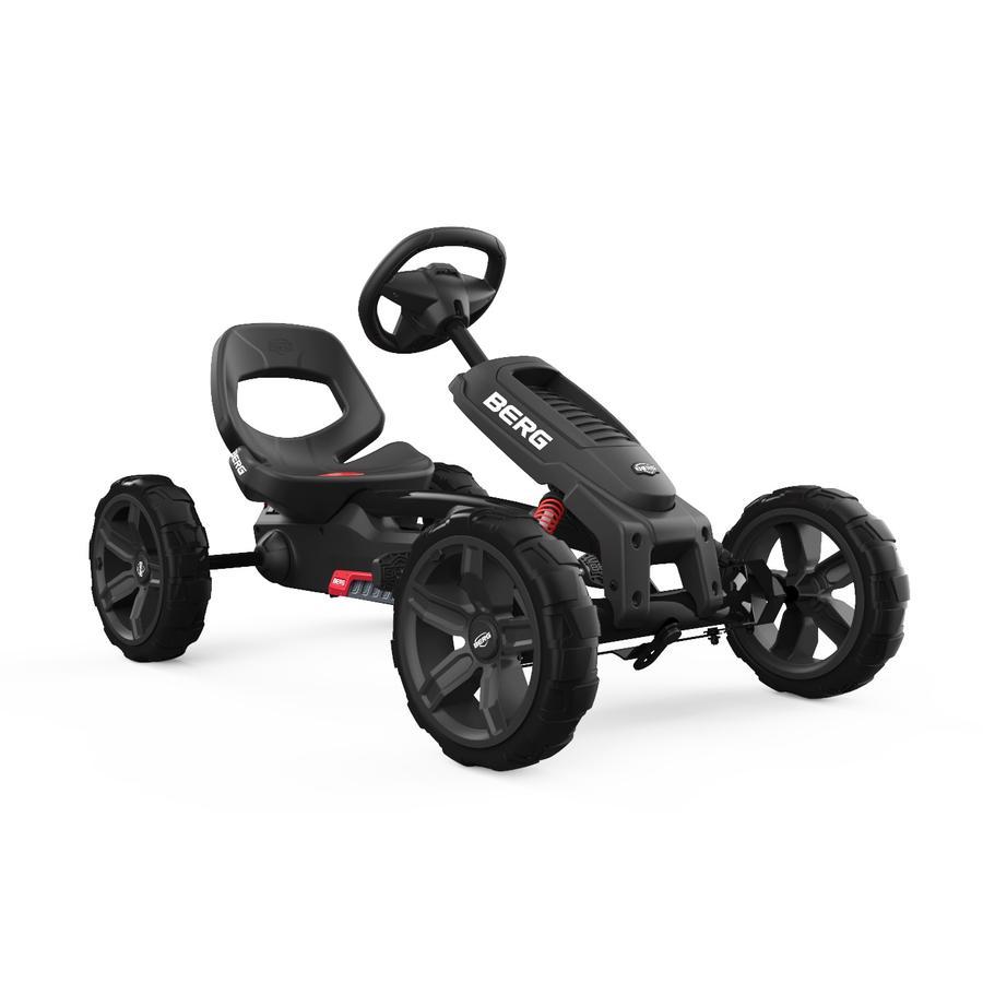 BERG Pedal Go-Kart Reppy Rebel - Black Edition Sondermodell - limitiert