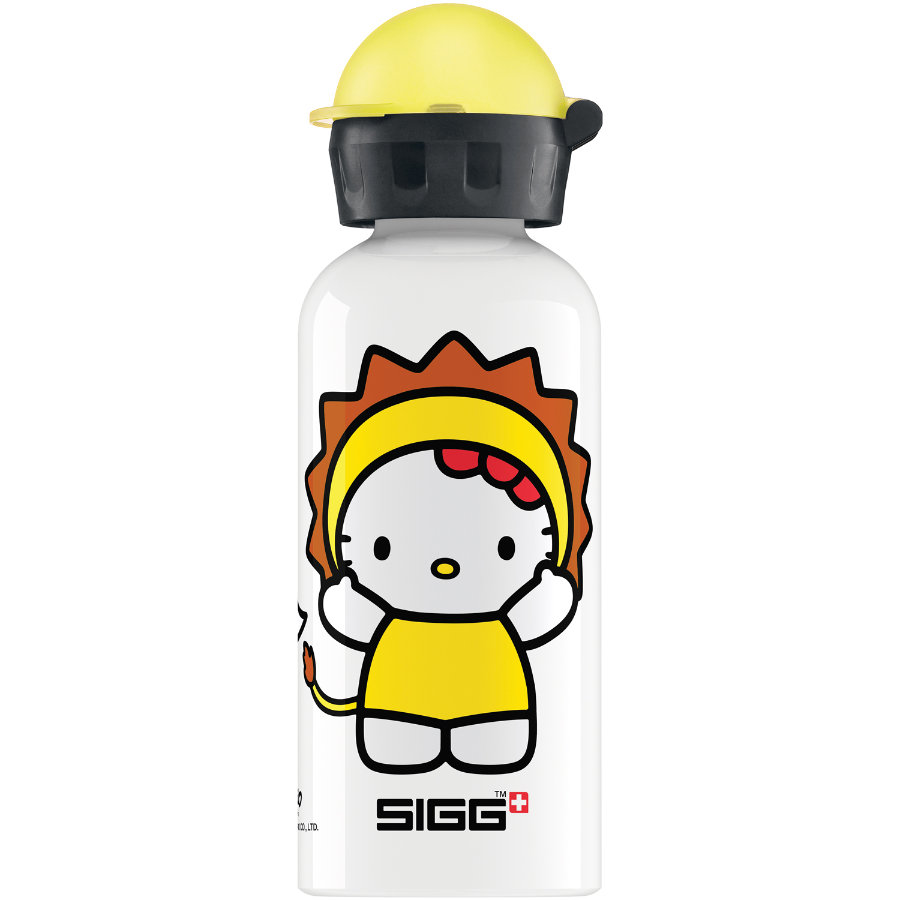SIGG Trinkflasche 0,4l Design Hello Kitty Lion Costume