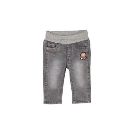 s.Oliver Jeans grå stretchad denim