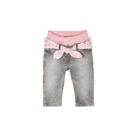 s.Oliver Jeans light grey stretch