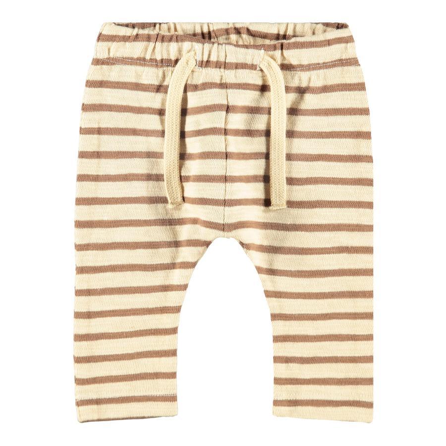 Lil'Atelier Pantalon de survêtement Nbmeddy Semolina
