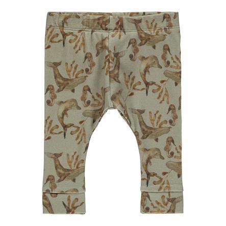 Pantalon Lil'Atelier Nbmgeo Silver sage