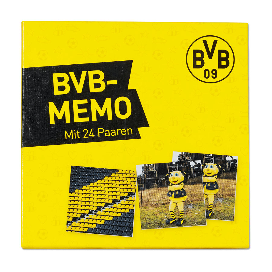 BVB Memo 48-pcs.