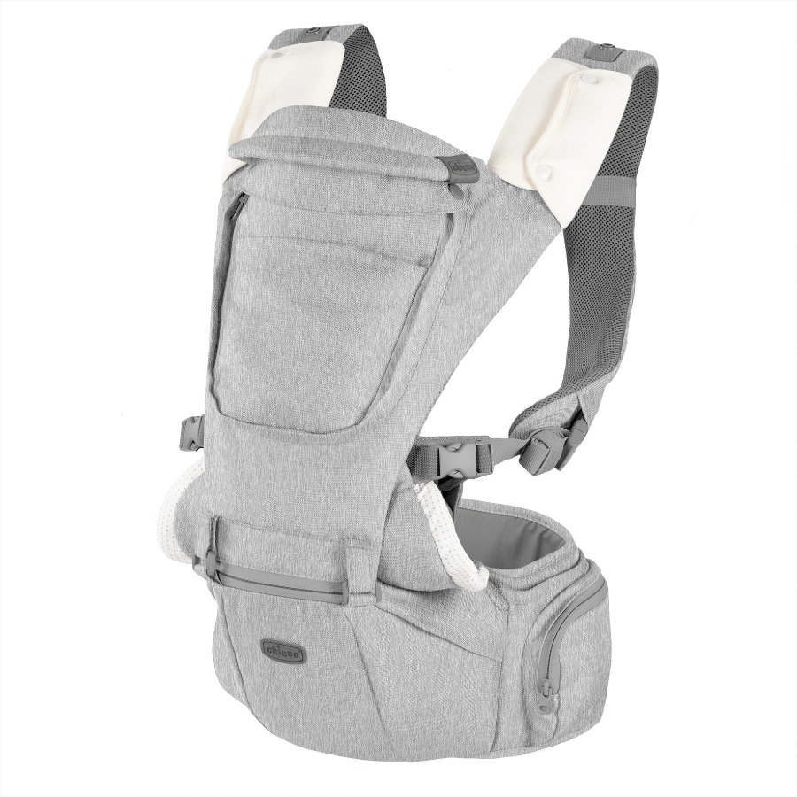 chicco Babytrage Hip Seat Titanium