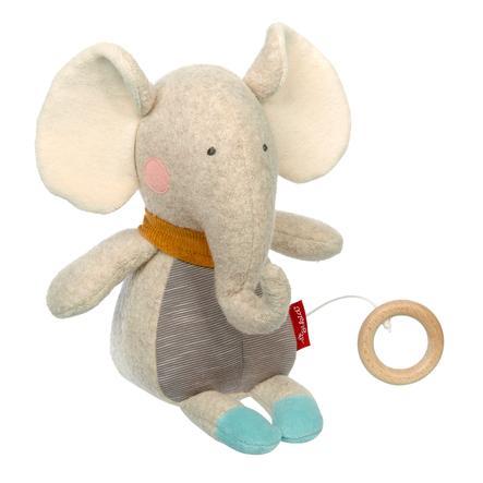 sigikid ® Speldosa elefant guld