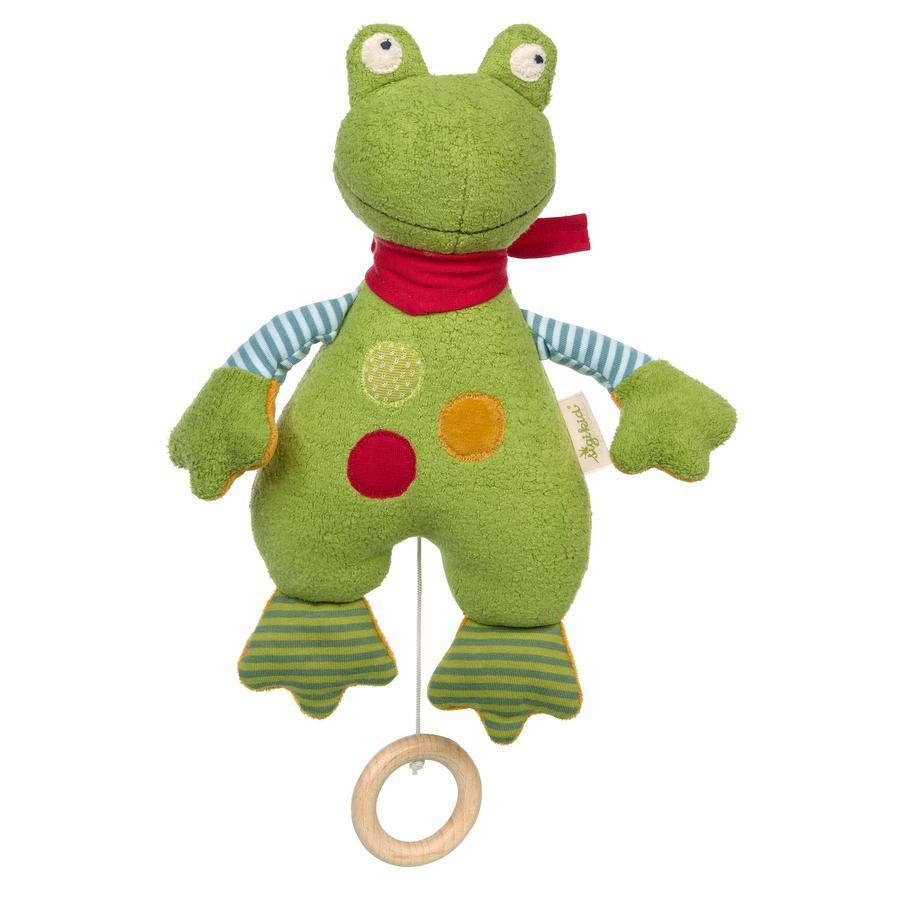 sigikid® Spieluhr Frosch Green