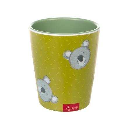 sigikid® Melamin-Becher Koala grün