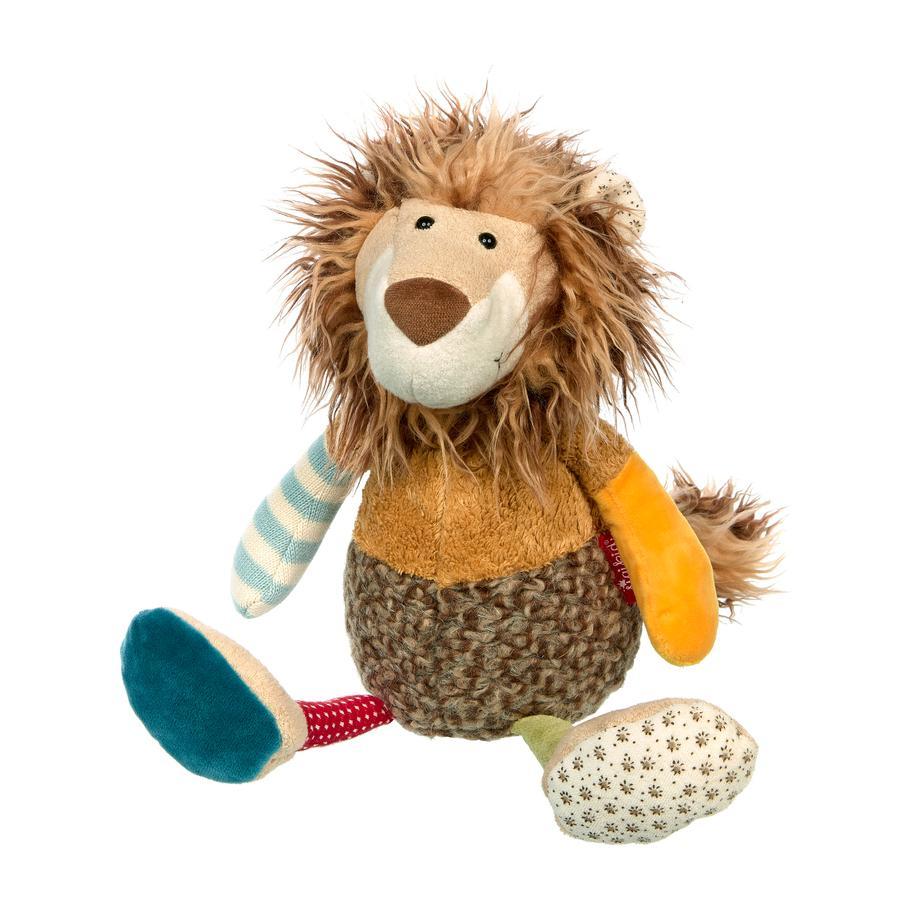 sigikid ® leone giocattolo coccolone, Patchwork Sweety