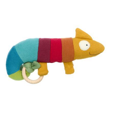 sigikid ® pletený chameleon barevný