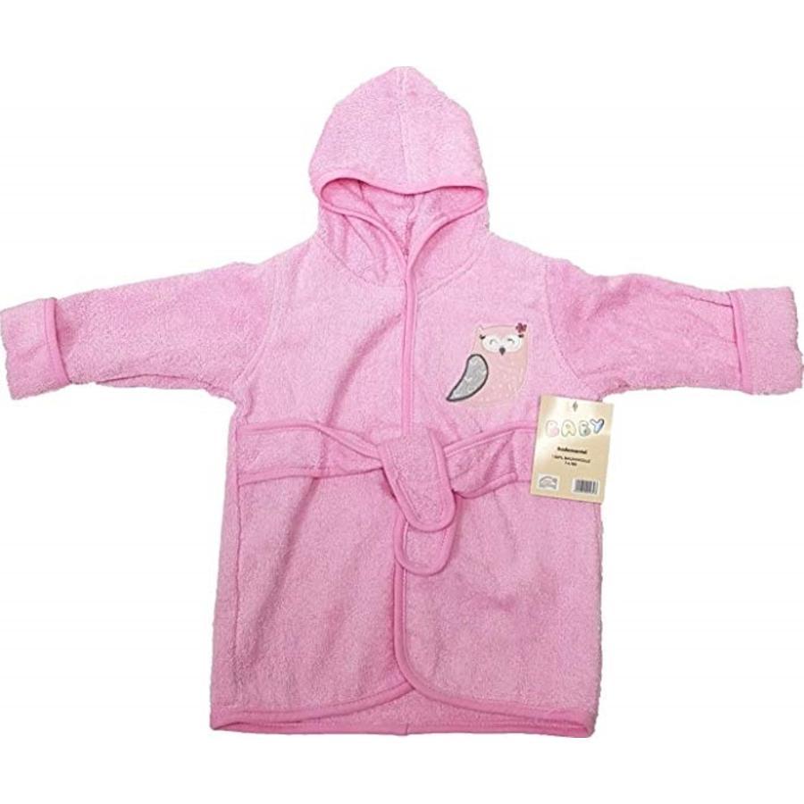 HÜTTE & CO badekåpe rosa