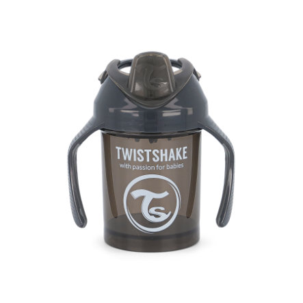 TWIST SHAKE Minikopp fra 4 måneder 230 ml i sort